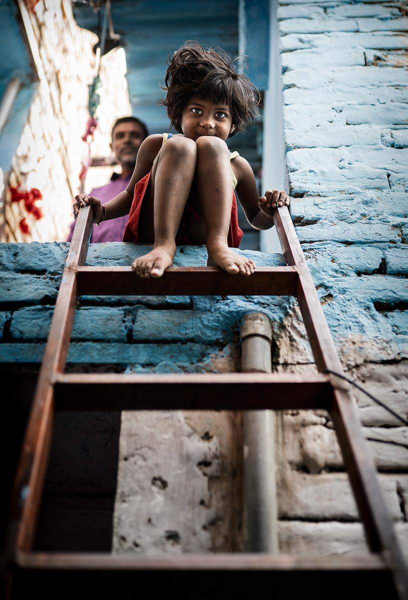 New Delhi - The Slum