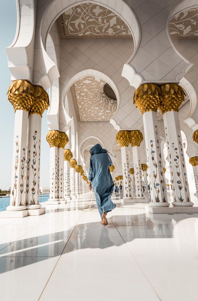 Sheikh Zayed Mosque- Abu Dhabi