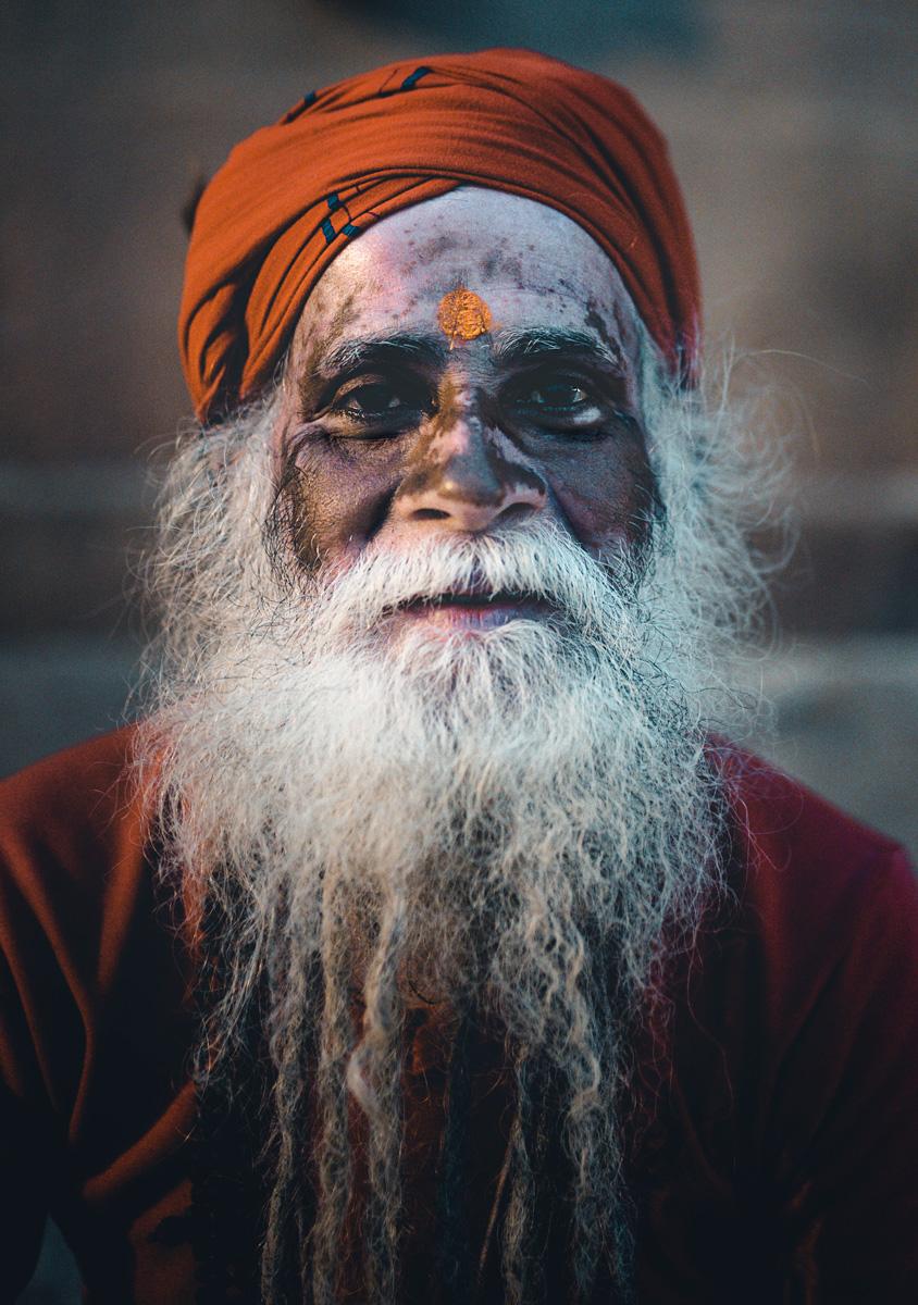 Sadhu - Varanasi