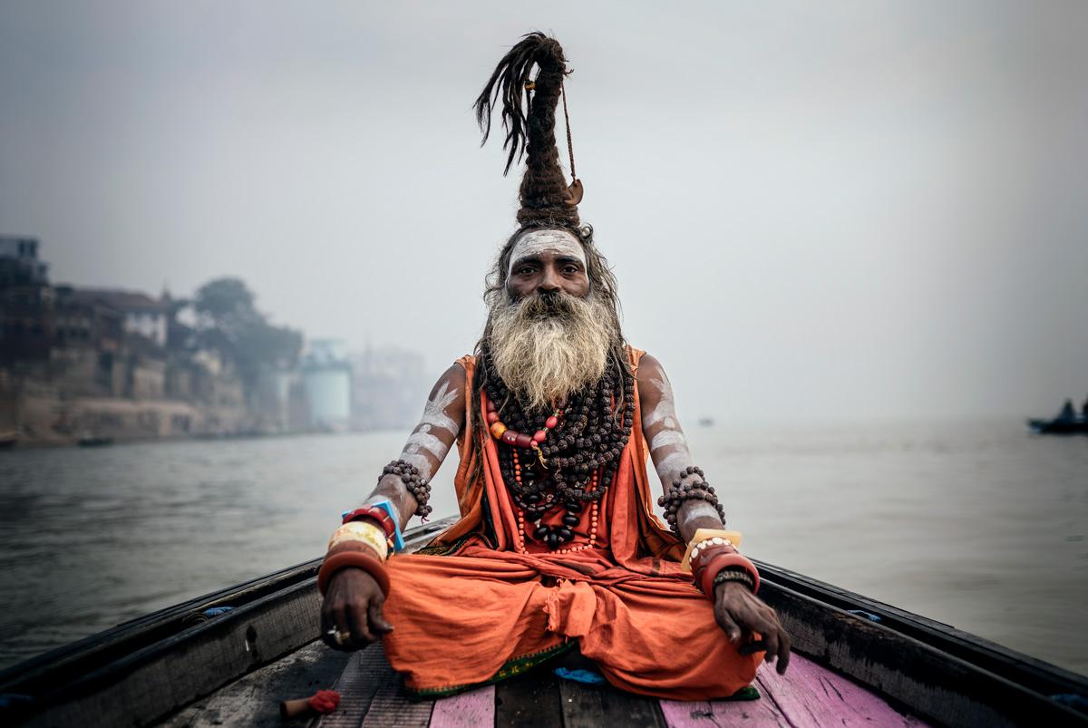 Varanasi - Sadhu