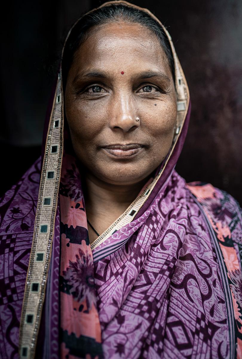 The Slum - New Delhi
