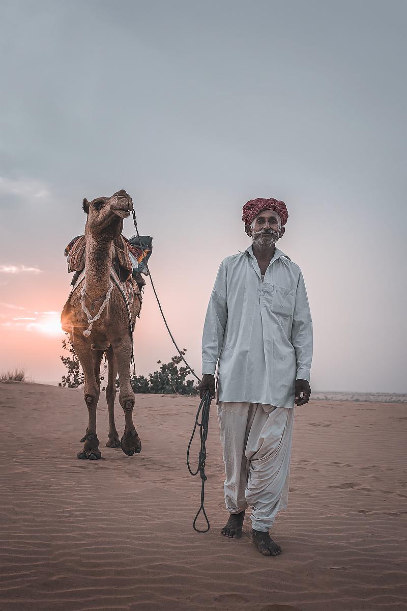 Jaisalmer, Rajasthan - India