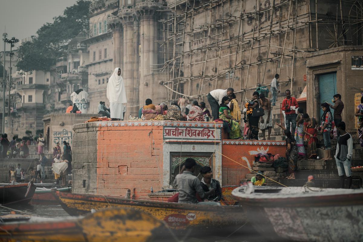 Varanasi - The Ghats