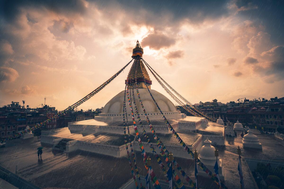 Stupa - Kathmandu
