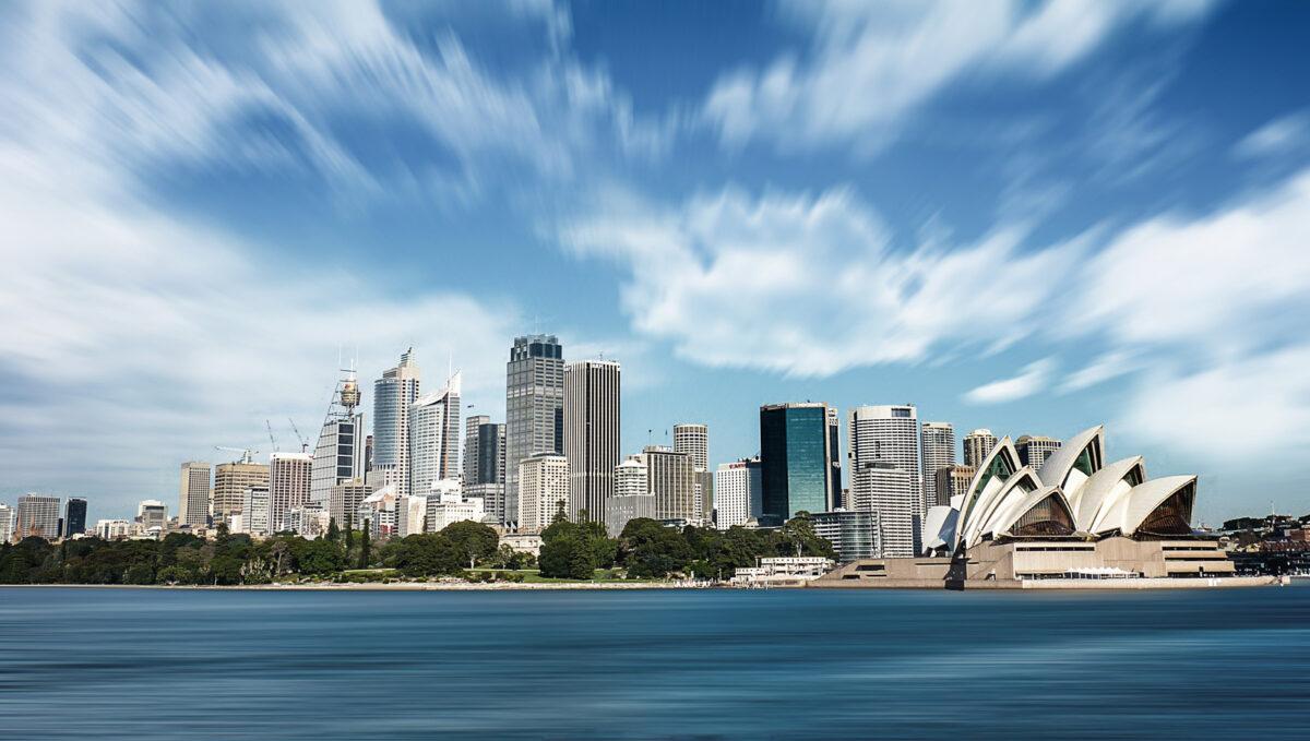 Sydney Skyline - Australia