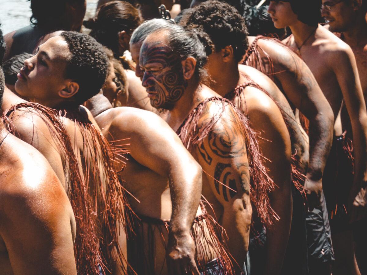 Waitangi day - New Zealand