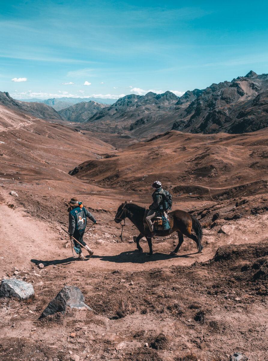 Rainbow Mountain - Peru