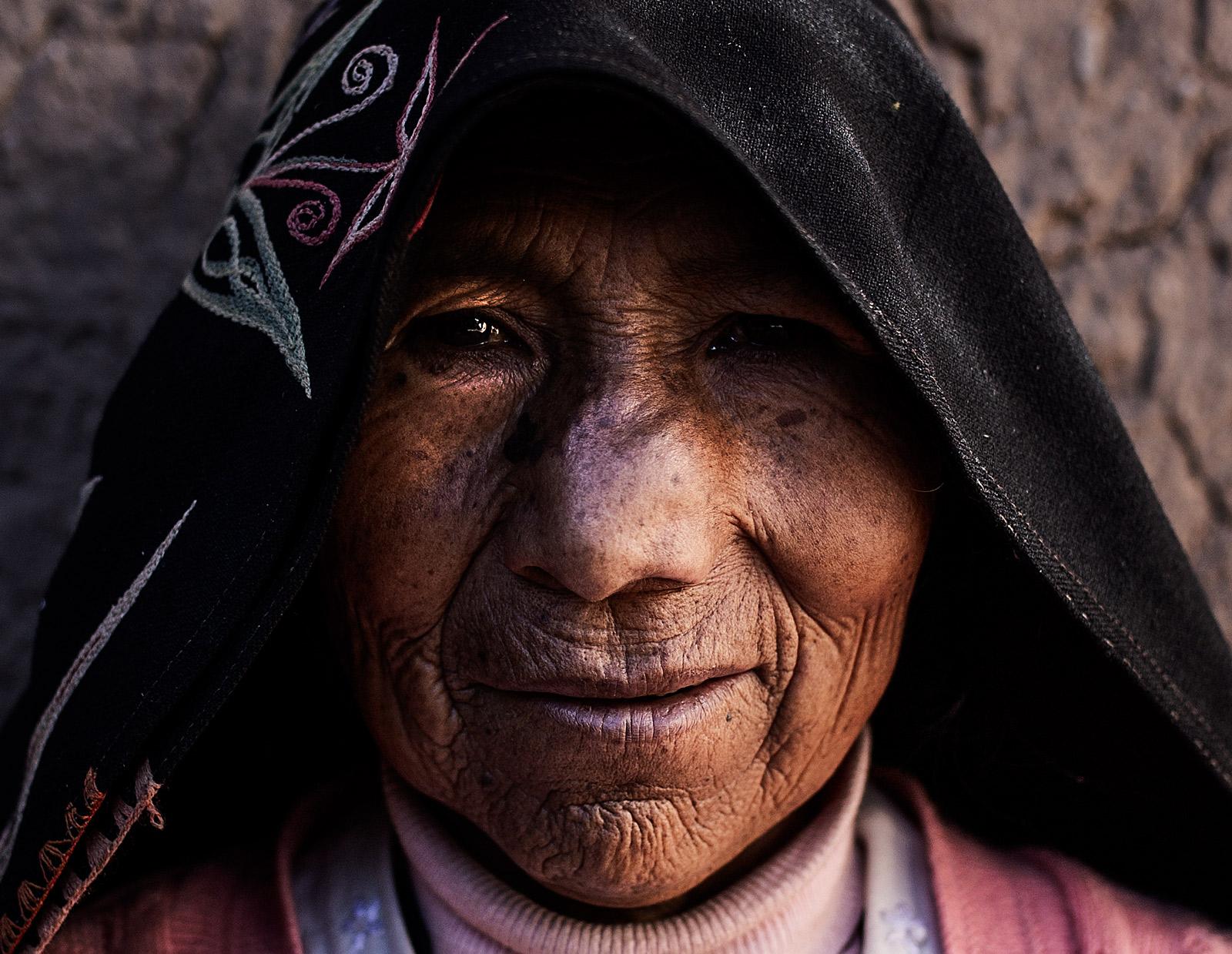 Anastacia - Isla Amantani - Titicaca